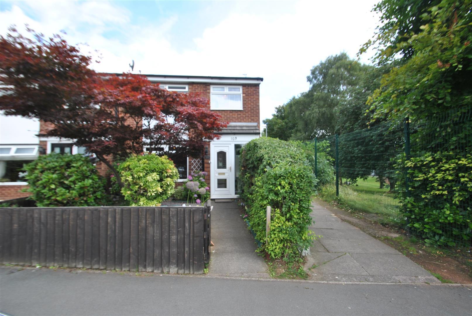 3 Bedrooms End Of Terrace House for sale in Bridge Lane, APPLETON, Warrington, WA4